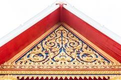 Thailändsk buddha stil Royaltyfri Foto