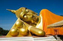 Thailändsk Buddhastaty Fotografering för Bildbyråer