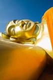 Thailändsk Buddhastaty Arkivbilder