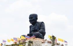 Thailändsk buddistmunk Fotografering för Bildbyråer