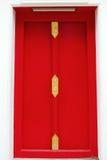 Thailändsk dörrkonstarkitektur Royaltyfria Bilder