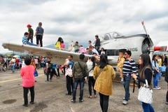 Thailändsk dag för barn` s Royaltyfri Fotografi