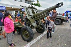 Thailändsk dag för barn` s Fotografering för Bildbyråer