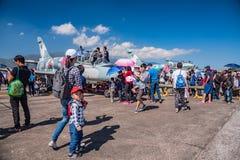 Thailändsk dag för barn` s Arkivfoton