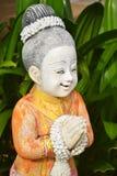 Thailändsk docka Royaltyfri Foto