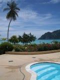 Thailändsk ferieplats Royaltyfri Bild