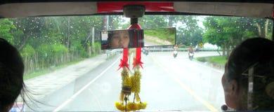 Thailändsk flickaritt fotografering för bildbyråer