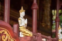 Thailändsk forntida ängel Royaltyfri Foto