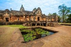 Thailändsk forntida tempel Royaltyfria Foton