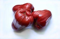 Thailändsk frukt rosäpplena Arkivbilder