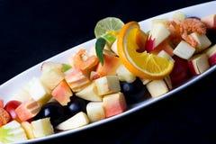 Thailändsk fruktsallad Fotografering för Bildbyråer