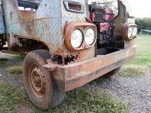 Thailändsk gammal lastbil Fotografering för Bildbyråer