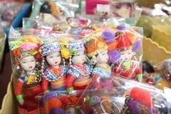 Thailändsk grupp Royaltyfria Foton