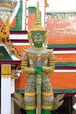 Thailändsk jätte royaltyfri foto