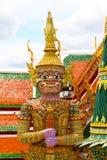 Thailändsk jätte arkivbilder