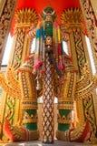 Thailändsk jätte- staty Arkivbilder