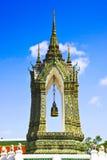 Thailändsk klockstapel arkivfoto