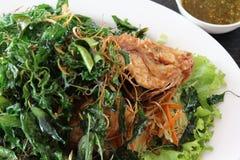 Thailändsk kokkonst Arkivbilder
