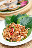 Thailändsk kryddig Lemongrass Arkivfoto