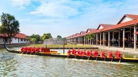 Thailändsk kunglig pråm Royaltyfri Bild
