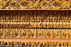 Thailändsk målning Royaltyfria Bilder