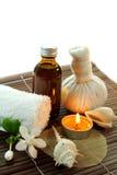 Thailändsk massage. Royaltyfria Bilder