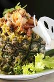 Thailändsk mat royaltyfri fotografi