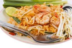 Thailändsk matstil Fotografering för Bildbyråer