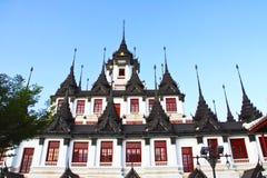 Thailändsk metallisk slott Royaltyfri Foto