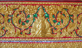 Thailändsk modell Royaltyfri Bild