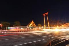 Thailändsk natt Fotografering för Bildbyråer