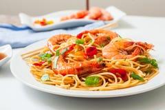 Thailändsk ny mat Arkivfoto