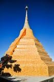 Thailändsk pagod Royaltyfri Foto