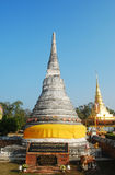 Thailändsk pagod Arkivfoton