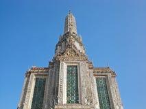 THAILÄNDSK PAGOD Fotografering för Bildbyråer
