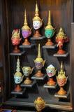 Thailändsk pantomim Royaltyfria Bilder