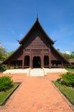 Thailändsk paviljong Royaltyfria Bilder