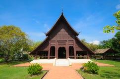 Thailändsk paviljong Arkivbilder