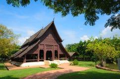 Thailändsk paviljong Royaltyfri Foto