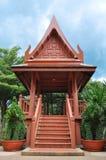 Thailändsk paviljong Royaltyfria Foton
