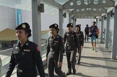Thailändsk politisk kris Royaltyfria Foton