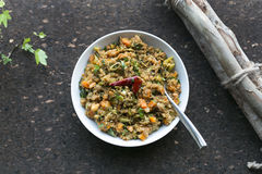 Thailändsk Quinoa royaltyfri fotografi