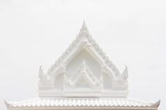 Thailändsk räkningsbyggnad Arkivbilder