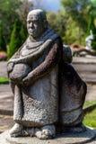 Thailändsk religiös konst Arkivfoto