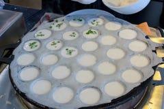 Thailändsk sötsak Royaltyfria Bilder
