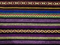 Thailändsk sarongmodell Royaltyfria Bilder