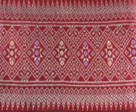 Thailändsk Silk Arkivbild