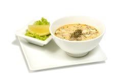 Thailändsk soppa Fotografering för Bildbyråer
