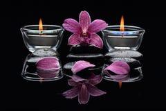 Thailändsk Spa. Royaltyfri Bild