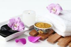Thailändsk Spa. Arkivfoto